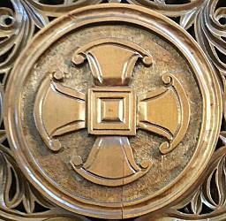 Canterbury Cross