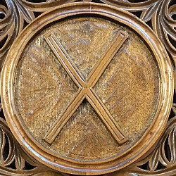 St. Andrew Cross