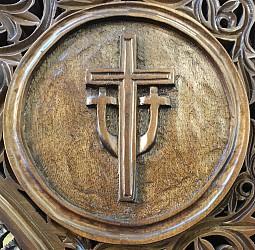 Troitsa Cross