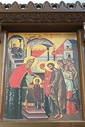 Entry of the Theotokos